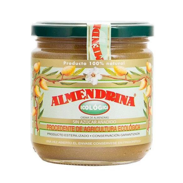 Crema ECO de almendras 400 g de Almendrina