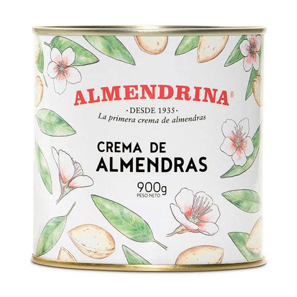 Crema de almendras Almendrina