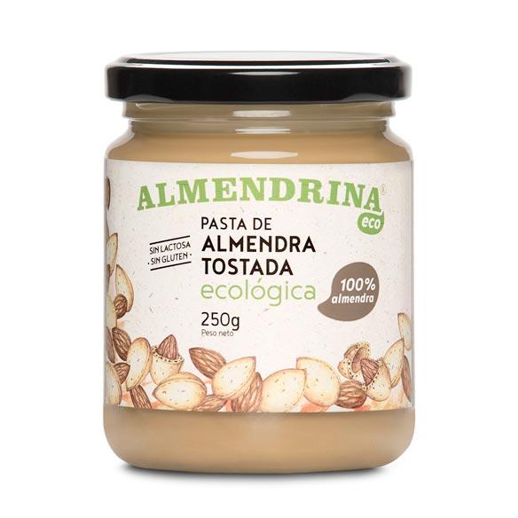Pasta de almendra ecológica 250g de Almendrina