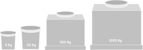 Catálogo de productos industriales Almendrina